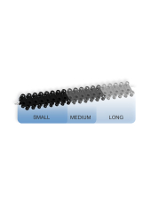 """13mm test tube rack for """"L"""" size intelli-mixer"""
